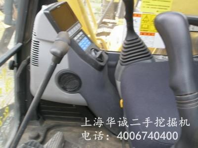 小松200-8驾驶室